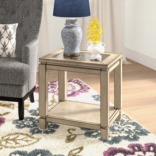 Stillwater Chairside Table by Three Posts