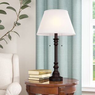 Clarens Double Outlet 30.5 Table Lamp