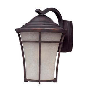 Order Knowles 1-Light Outdoor Wall Lantern By Darby Home Co
