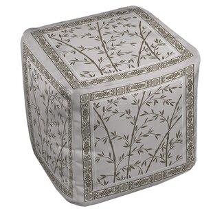 Oriental Treasure Pouf by ..