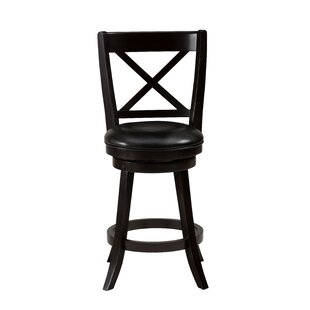 Find for Kingsford 40 Swivel Bar Stool (Set of 2) by Red Barrel Studio Reviews (2019) & Buyer's Guide