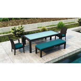 Everly Quinn Glendale 5 Piece Dining Set ..