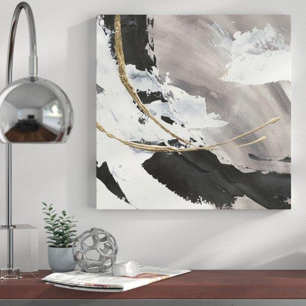 Buyartforless Around The World in Paris Gallery Wrapped Canvas Art Home Decor by Jill Meyer 36x36