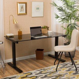 Latitude Run Shepparton Standing Desk with Manual Crank