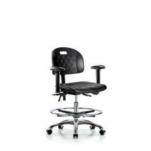 Symple Stuff Alexandra Ergonomic Office C..