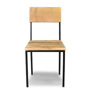 Millie Solid Wood Dining Chair (Set of 2) by Millwood Pines