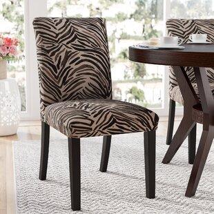 Ebern Designs Gandy Parson Chair