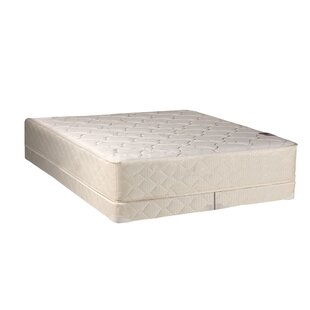 Orthopedic Back Support Long Lasting Mattress and 5 Split Box Spring By Alwyn Home