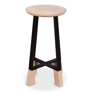 Estepp Accent Stool by Charlton Home