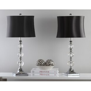 Inexpensive Maeve Ball 28 Table Lamp (Set of 2) By Safavieh