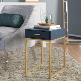 Kylin End Table With Storage