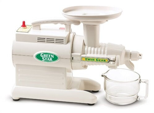 Tribest Tribest Green Star Slow Masticating and Cold Press Juicer
