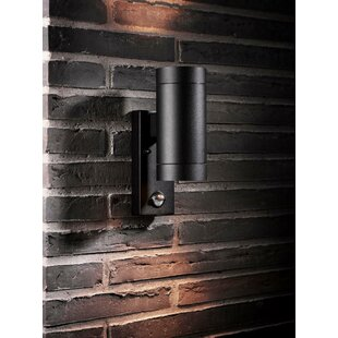 Tin Maxi Outdoor Sconce With Motion Sensor By Nordlux