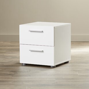 Shop For Pannell Drawer Nightstand By Wade Logan