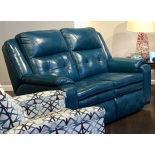 Inspire Double Reclining Loveseat by Sout..