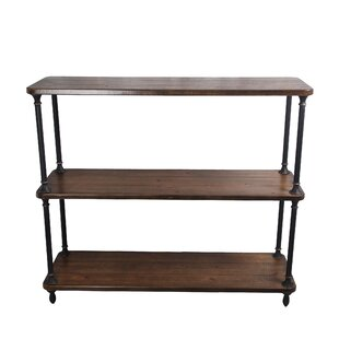 Paige Solid Wood Baker's Rack by Alcott Hill