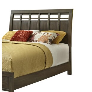 Giana Sleigh Headboard by Union Rustic