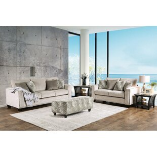 Lystra 4 Piece Living Room Set