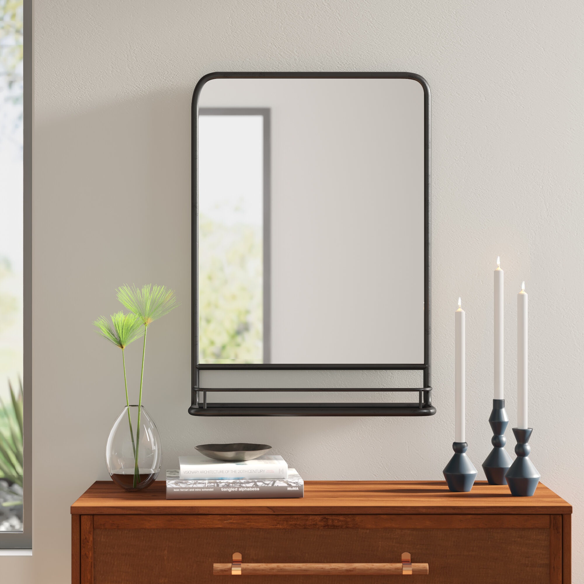 Accent Black Mirrors You Ll Love In 2021 Wayfair