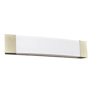 Ebern Designs Mablethorpe 1-Light Bath Bar