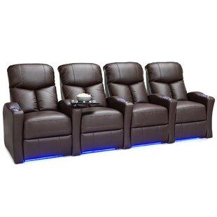 Latitude Run Home Theater Row Seating (Row of 4)