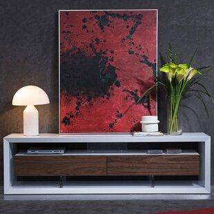 Savings Clower TV Stand for TVs up to 78 by Orren Ellis Reviews (2019) & Buyer's Guide
