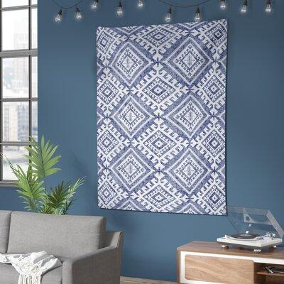 Alcott Hill Denim Tapestry