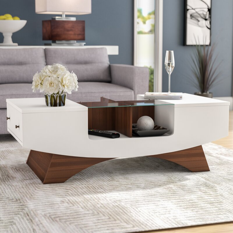 Wade Logan Madilynn Coffee Table