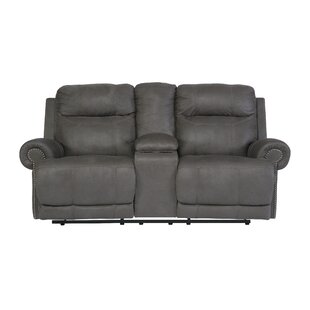 Culver Double Console Reclining Loveseat
