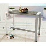 Coline Aluminum Bar Table