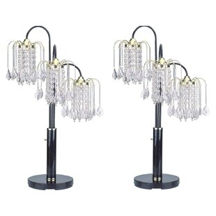 Buying Schirado 34 Arched Table Lamp (Set of 2) By Astoria Grand
