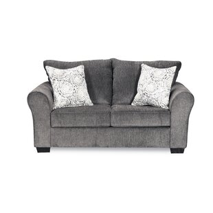 Derry Modern Loveseat by Simmons Upholstery