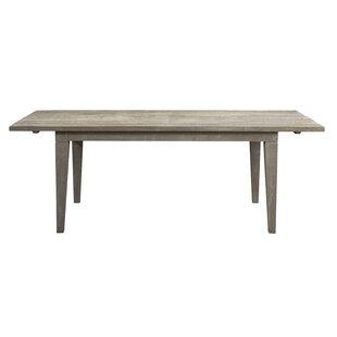 Karrissa Leg Dining Table by Gracie Oaks