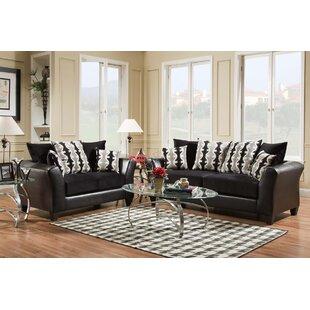 Wallie Configurable Living Room Set by Latitude Run