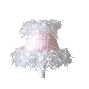 Fantastic Fluff 11 Fabric Empire Lamp Shade