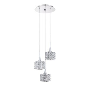 Kendal Lighting Shimera 3-Light Pendant