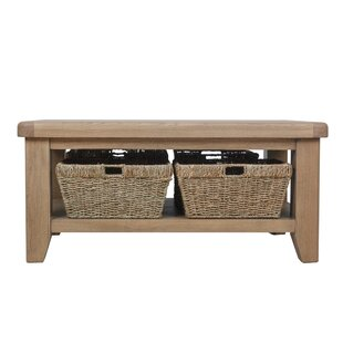 Charlie Coffee Table With Storage By House Of Hampton