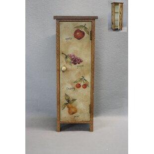 Gunnison 1 Door Accent Cabinet by Fleur De Lis Living