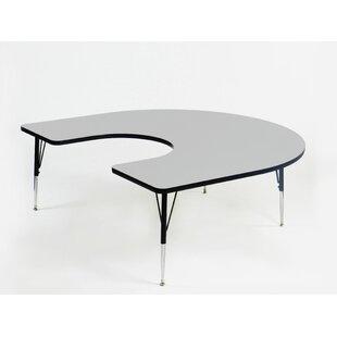 Horseshoe Shaped Activity Tables Youu0027ll Love | Wayfair