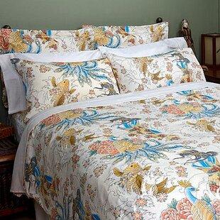 Geisha Garden Comforter Collection by Sin In Linen
