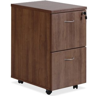 Lorell Essentials 2-Drawer Vertical Filing Cabinet