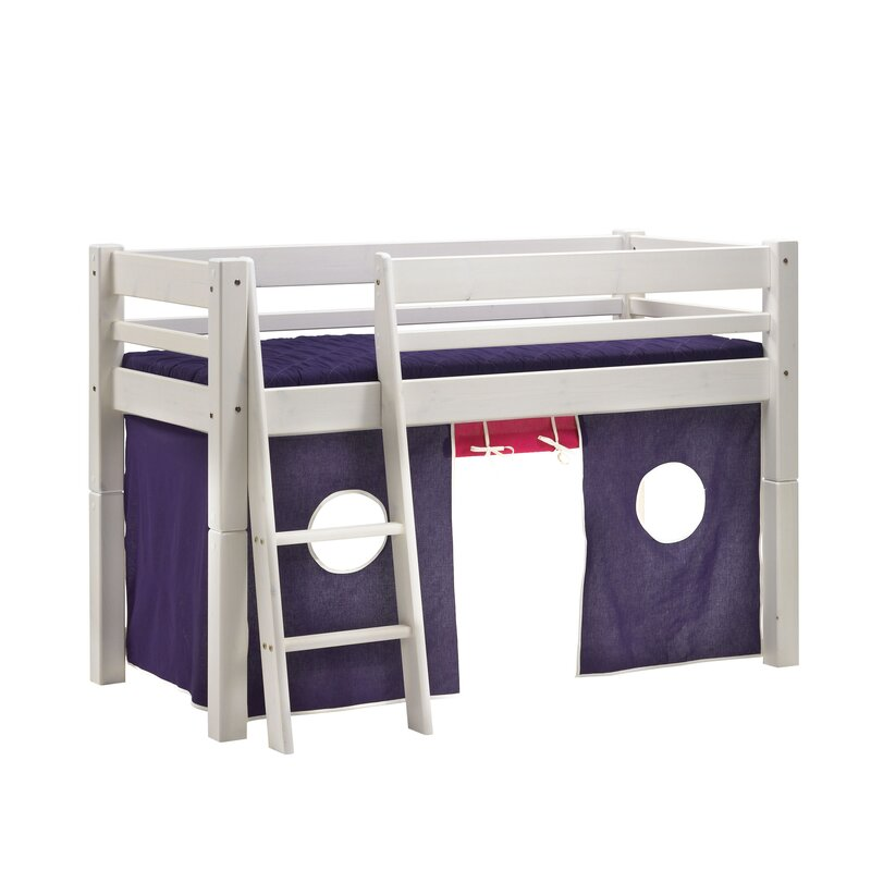Scanliving Hochbett Mojo Junior 70 X 160 Cm Bewertungen Wayfair De