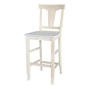 Laurier 30 Bar Stool by August Grove