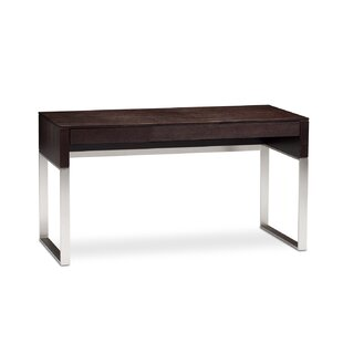 Cascadia Solid Wood Writing Desk