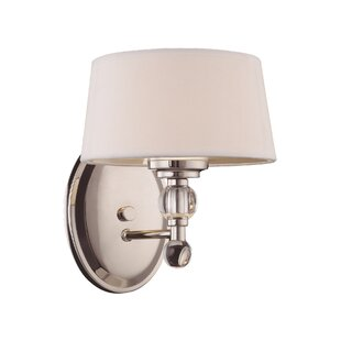 Trend Lewis 1-Light Armed Sconce By Willa Arlo Interiors