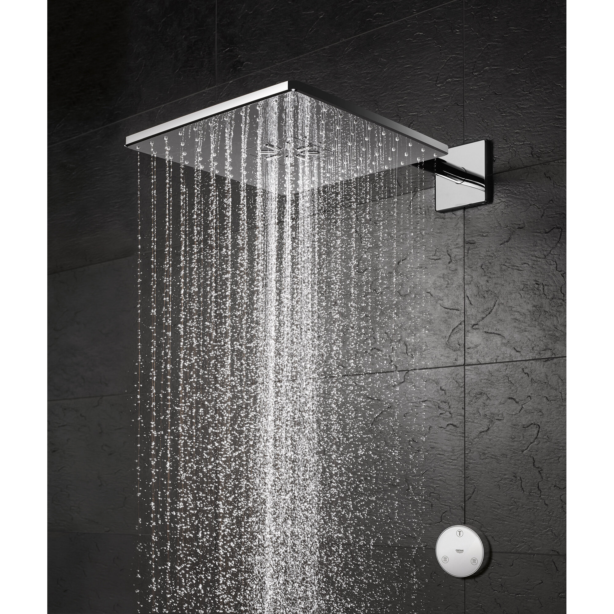 Grohe Rainshower Smartconnect Multi Function Adjustable Shower Head Wayfair