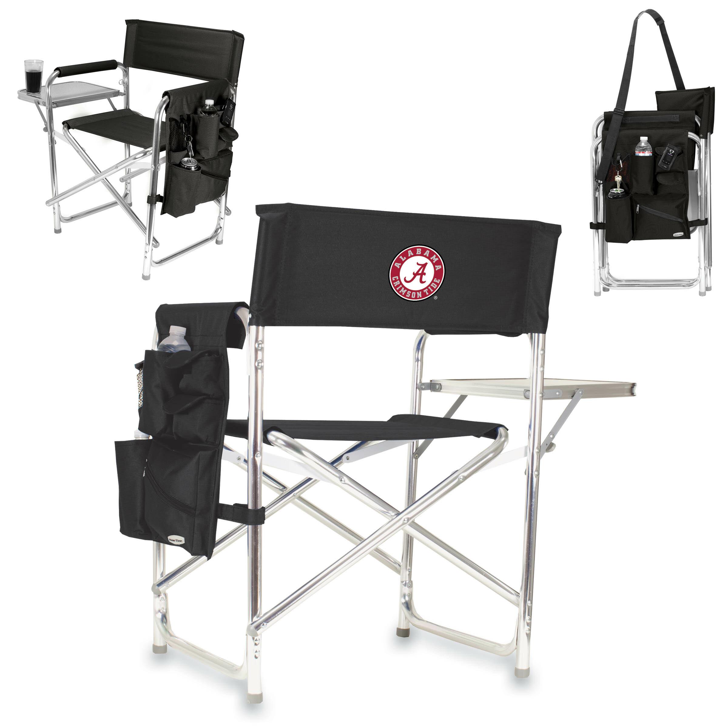 ONIVA™ NCAA University Of Alabama Crimson Tide Folding Director Chair    Wayfair