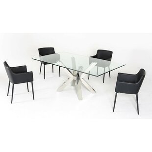 Orren Ellis Cannella Dining Table