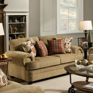 Simmons Upholstery Killingworth Loveseat by ..