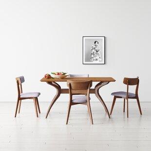 Modern Contemporary Taurean 5 Piece Dining Set Allmodern